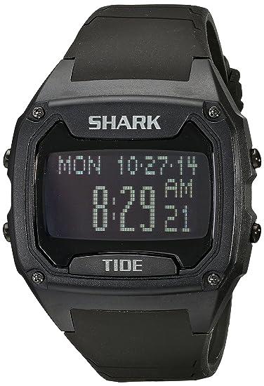Freestyle 101050 - Reloj digital de cuarzo para hombre con correa de caucho, color negro: Freestyle: Amazon.es: Relojes