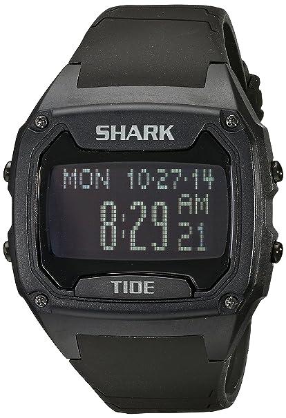 Freestyle 101050 - Reloj Digital de Cuarzo para Hombre con Correa de Caucho, Color Negro: Amazon.es: Relojes