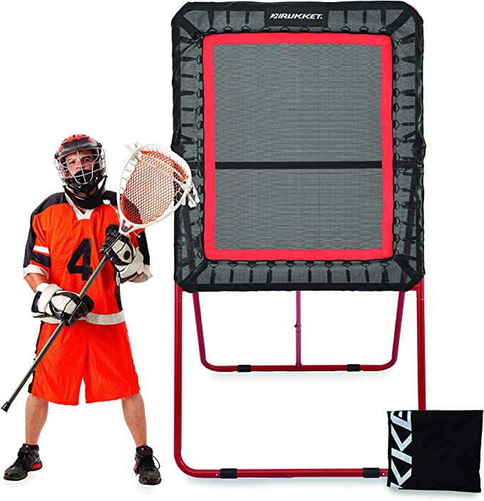 Rukket 4x8 feet Lacrosse Rebounder - The Best Rebounder for Practice