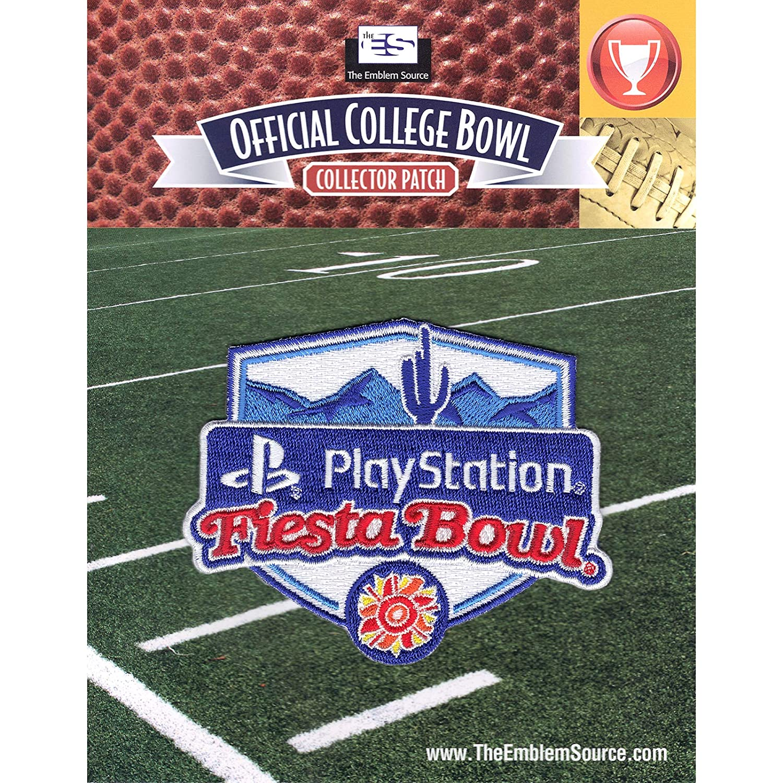 Game Vs Fiesta Patch Bowl Jersey State Ncaa Washington 2017 Penn