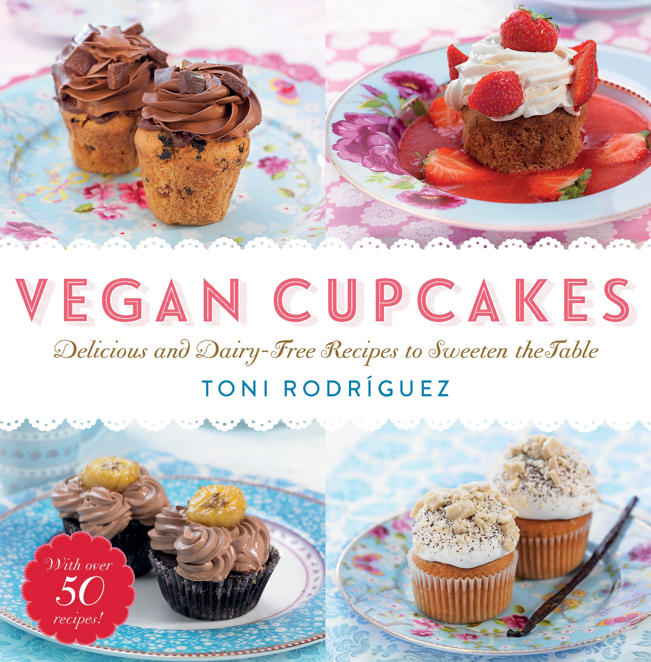 Vegan Cupcakes Delicious Dairy Free Recipes product image
