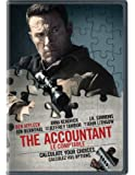 The Accountant (DVD + UV Digital Copy) (Bilingual)