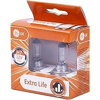 GE General Electric H7 12V 55W Halogen Extra Life 2er Set 58520DPU PX26d in der GE box