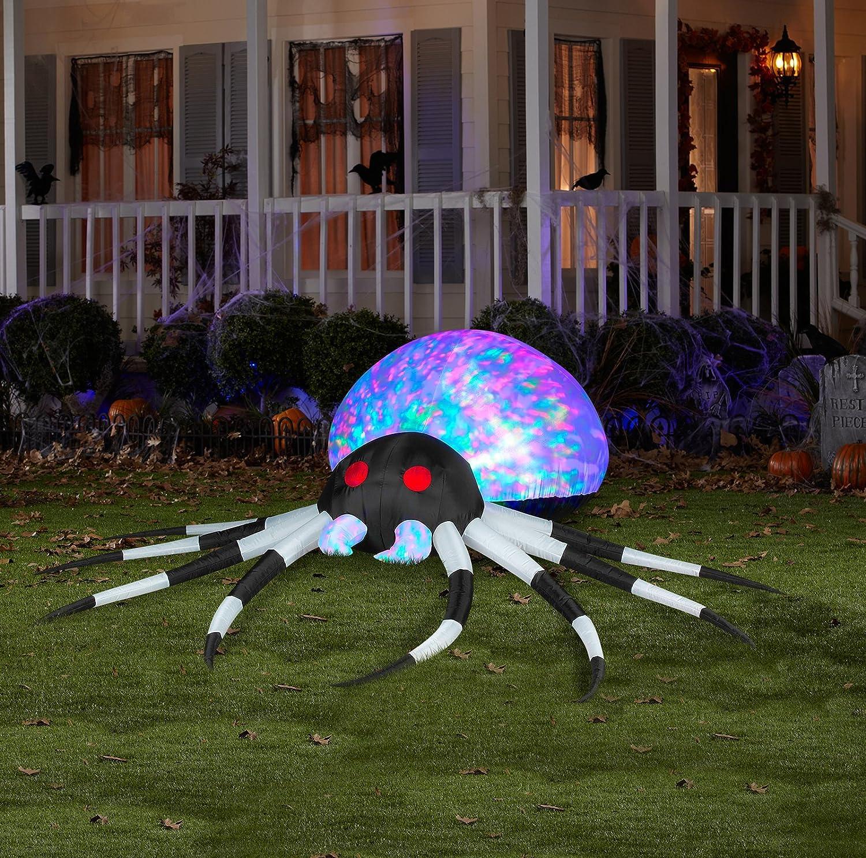 Make Spider Webs for Creepy Halloween Decorating