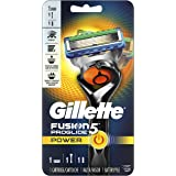 Gillette Fusion ProGlide Power Men's Razor with FlexBall Handle Technology and 1 Razor Blade Refill