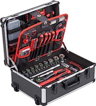 Meister werkzeugtrolley 238 piezas – Juego de herramientas – con ...