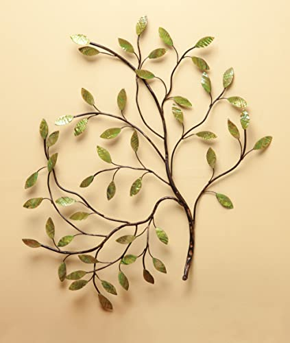 Metal Branches Wall Decor