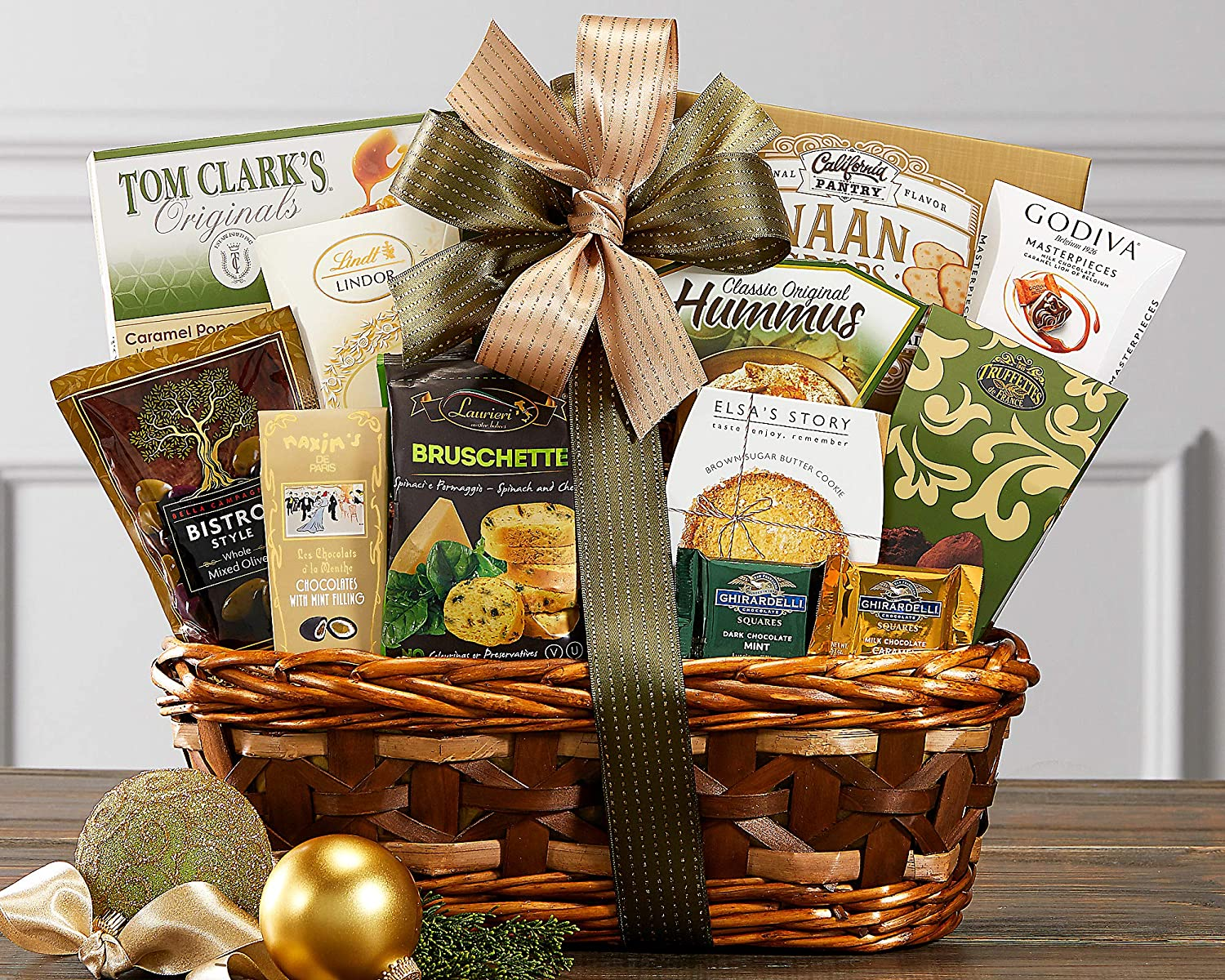 Amazon.com : Wine Country Gift Basket Bon Appetit : Gourmet Snacks And Hors Doeuvres Gifts : Grocery & Gourmet Food