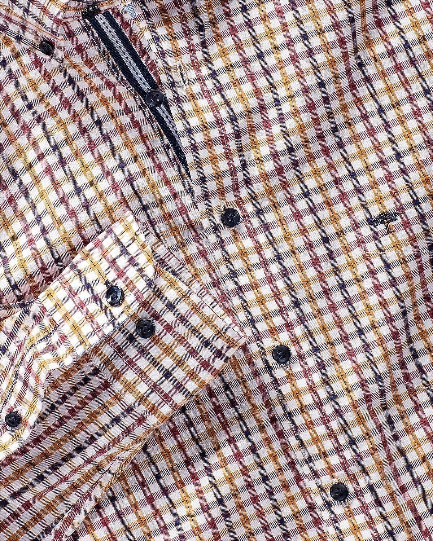 Fynch Hatton 1220 5030 5033 Camisa para hombre, color