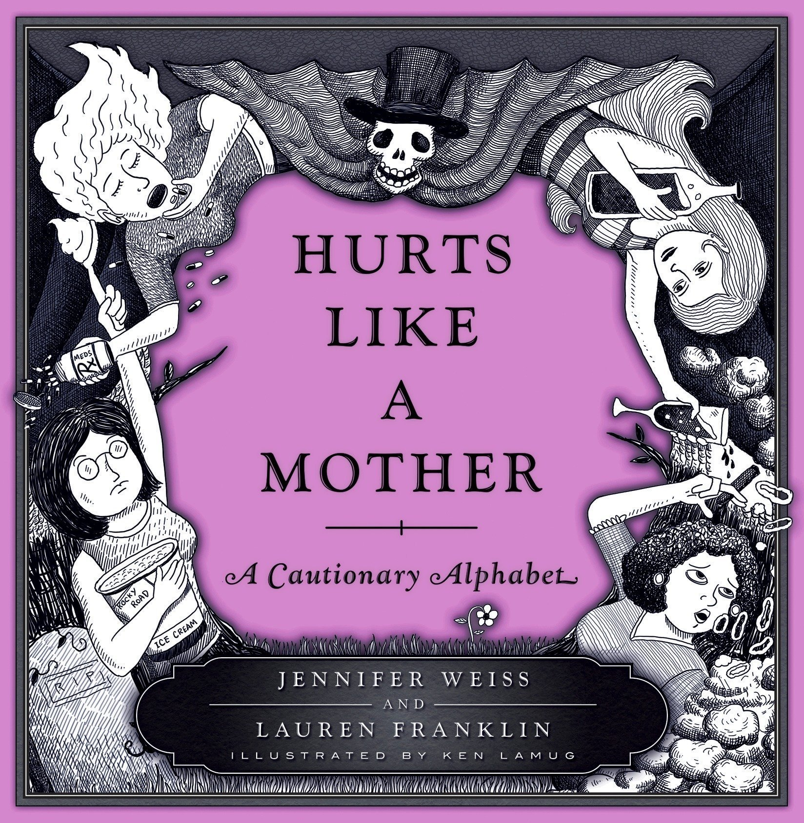 Download Hurts Like a Mother: A Cautionary Alphabet PDF