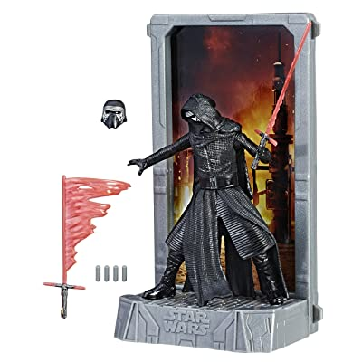 Star Wars The Black Series Titanium Series Kylo Ren: Toys & Games