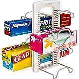 YouCopia StoreMore Adjustable WrapStand Foil Wrap Organizer, White