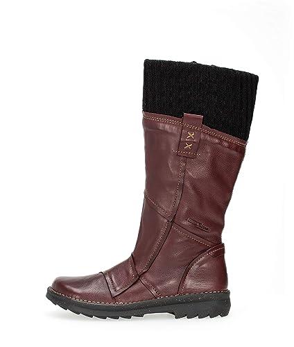 sale retailer 17728 d039c camel active Ontario 20 Damen Langschaft Stiefel