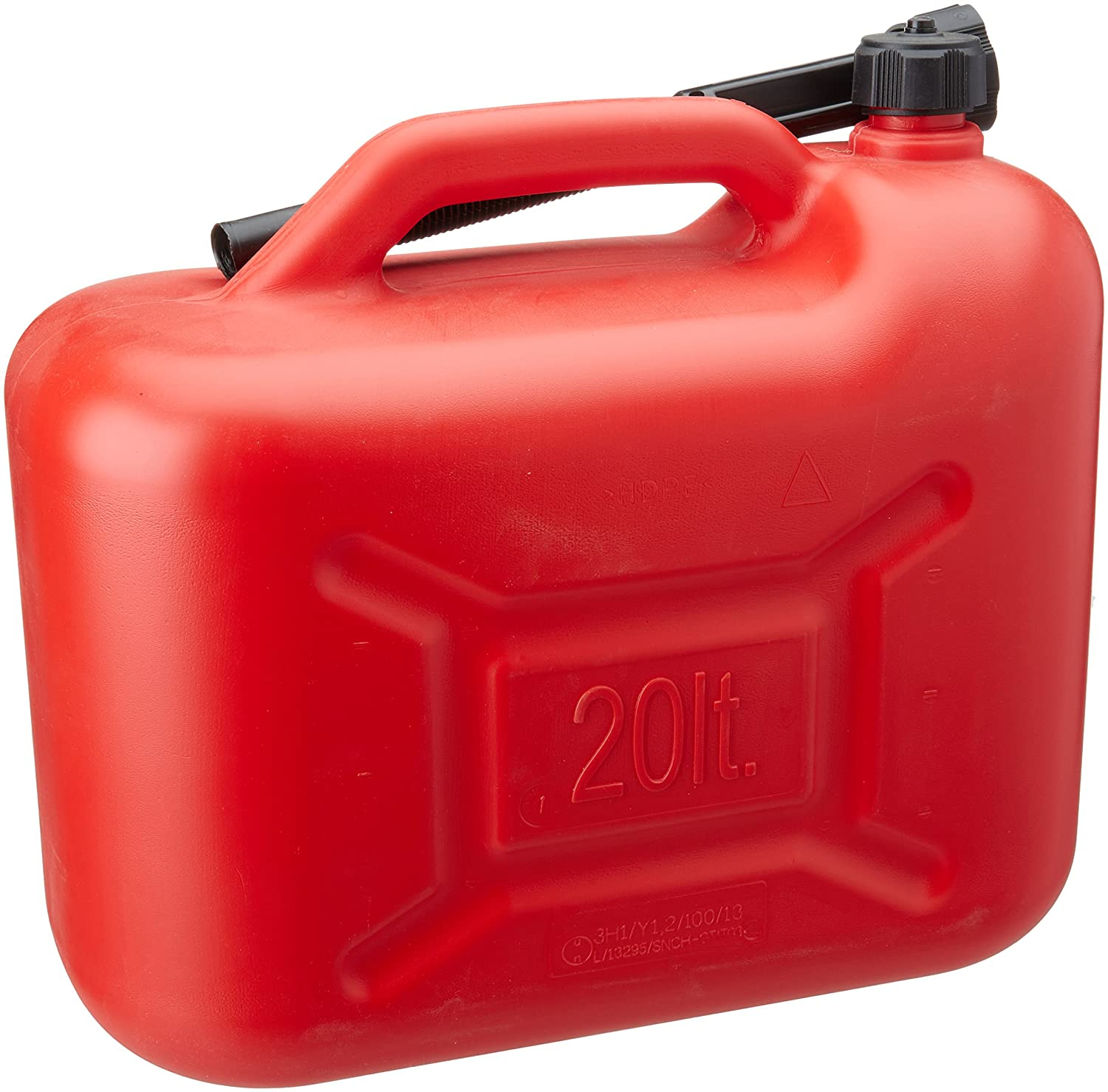 Bottari SpA 28067 Fuel Can with Spout Homologated 20 L