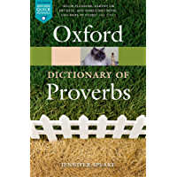 Oxford Dictionary of Proverbs (Oxford Quick Reference)