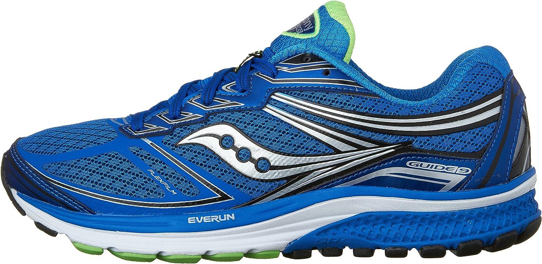 Saucony Guide 9 M - Zapatillas de Running Hombre: Saucony: Amazon.es: Zapatos y complementos