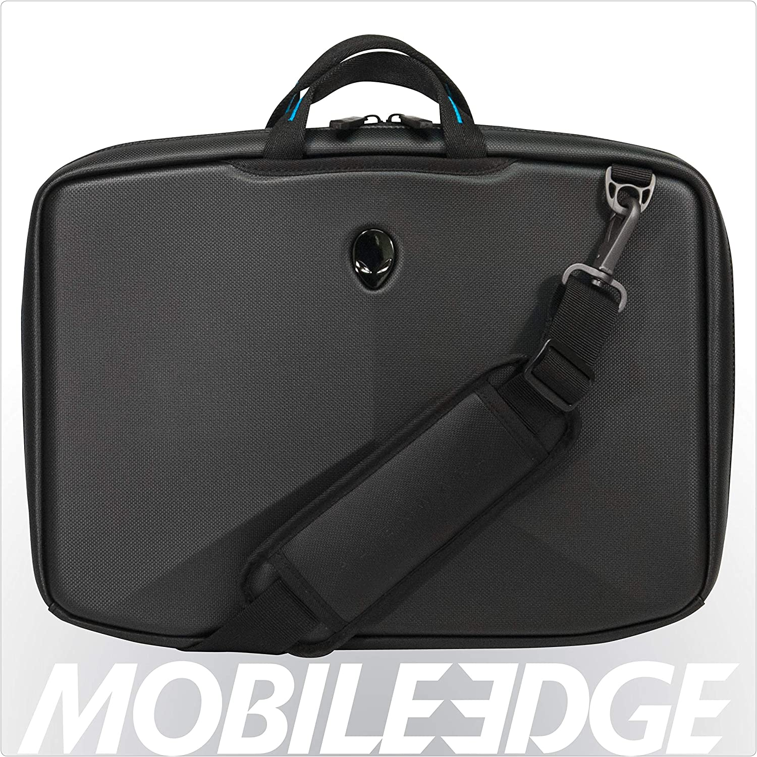 Mobile Edge Alienware Vindicator 2.0 Slim Gaming Laptop Carrying Case, 17-Inch (AWV17SC2.0), Black