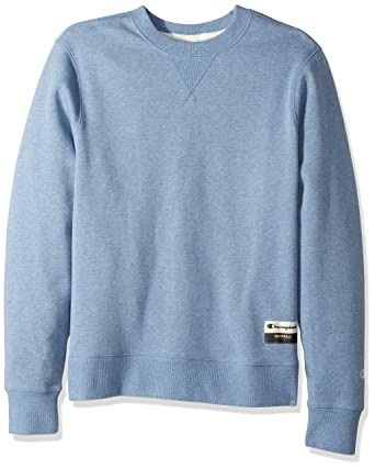 Champion Men s Authentic Originals Sueded Fleece Sweatshirt at ... da4080bb2b72