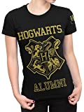 Harry Potter Camiseta Para Mujer - Hogwarts