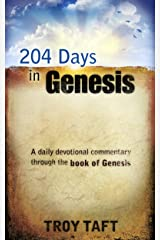204 Days in Genesis Kindle Edition