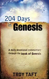 204 Days in Genesis