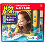 Educational Insights Hot Dots Getting Ready for 1st Grade (9035)
