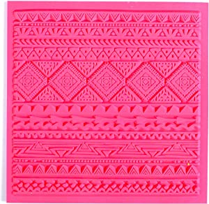Graine Créative Polymer Clay Texture Sheet - Ethnic