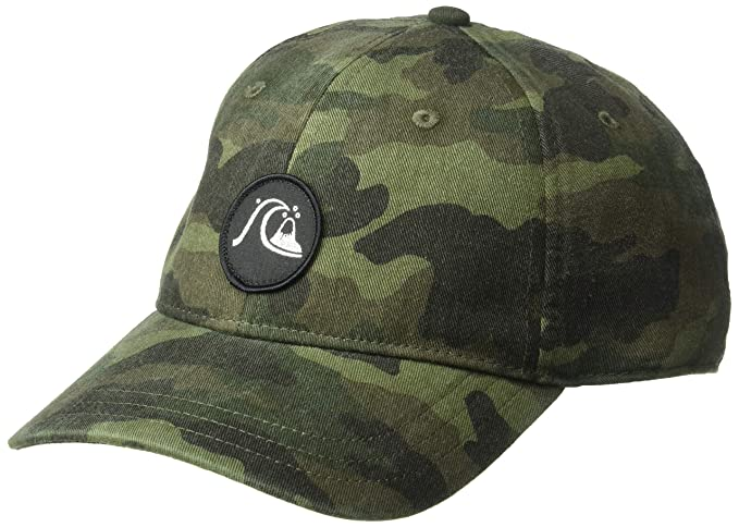 6adc339734d Amazon.com  Quiksilver Men s WASHERS Trucker HAT