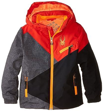 Amazon.com   Spyder Boys Mini Ambush Jacket   Sports   Outdoors beed8eae29