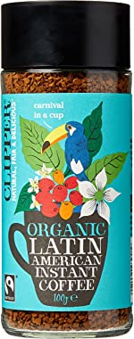 Clipper Latin American Organic Instant Coffee