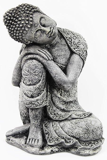 Amazon.com: Thai Buda meditando de Buda sentado estatua de ...