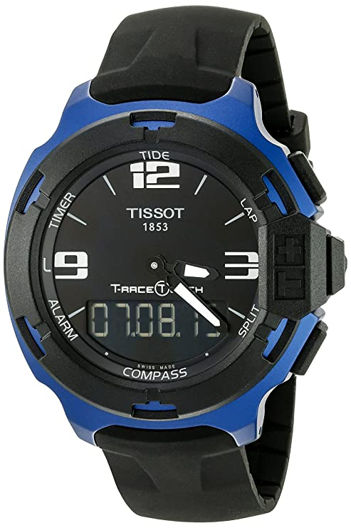 Review Tissot Men's T0814209705700 T-Race