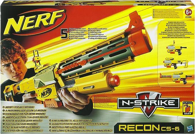 Nerf N-Strike Recon CS-6 Shoulder Rest Stock Attachment Q