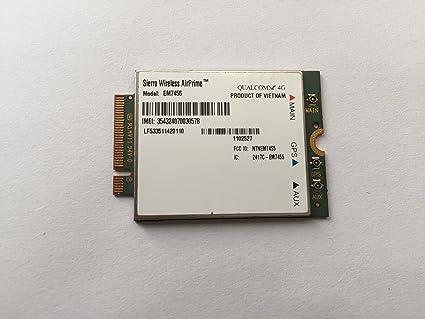 Amazon.com: SIERRA WIRELESS EM7455 LTE 4G module,: Computers