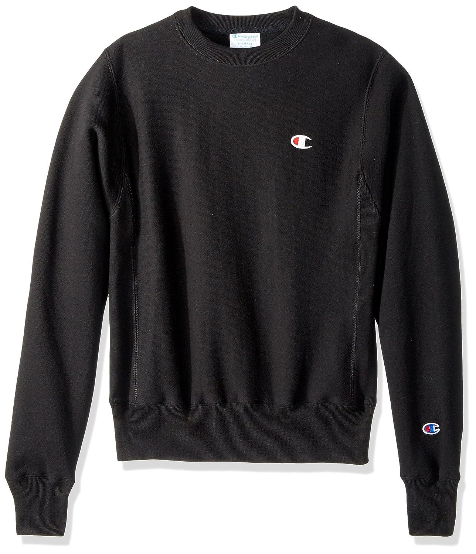 noir Left Chest  C  Logo Taille XS Champion Life Homme Sweat