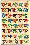 Skillofun Wooden Bengali Alphabet Picture Tray