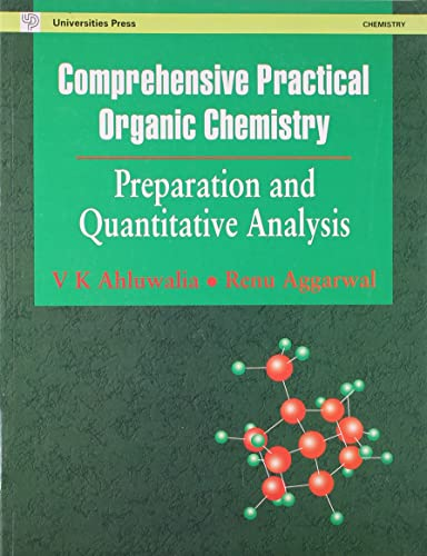 Comprehensive Practical Organic Chemistry: Quantitative Analysis