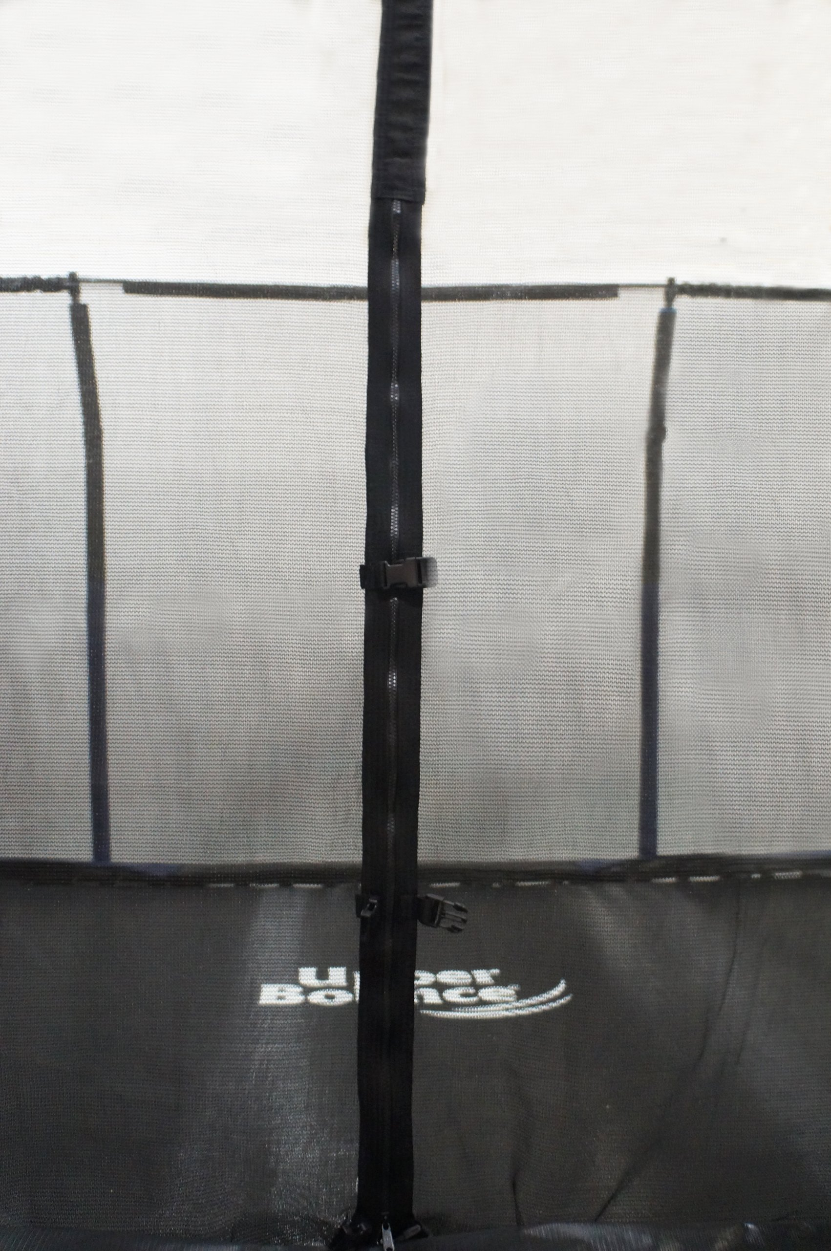 Upper Bounce Easy Assemble Spacious Rectangular Trampoline with Fiber Flex Enclosure Feature, 9 x 15-Feet by Upper Bounce (Image #3)