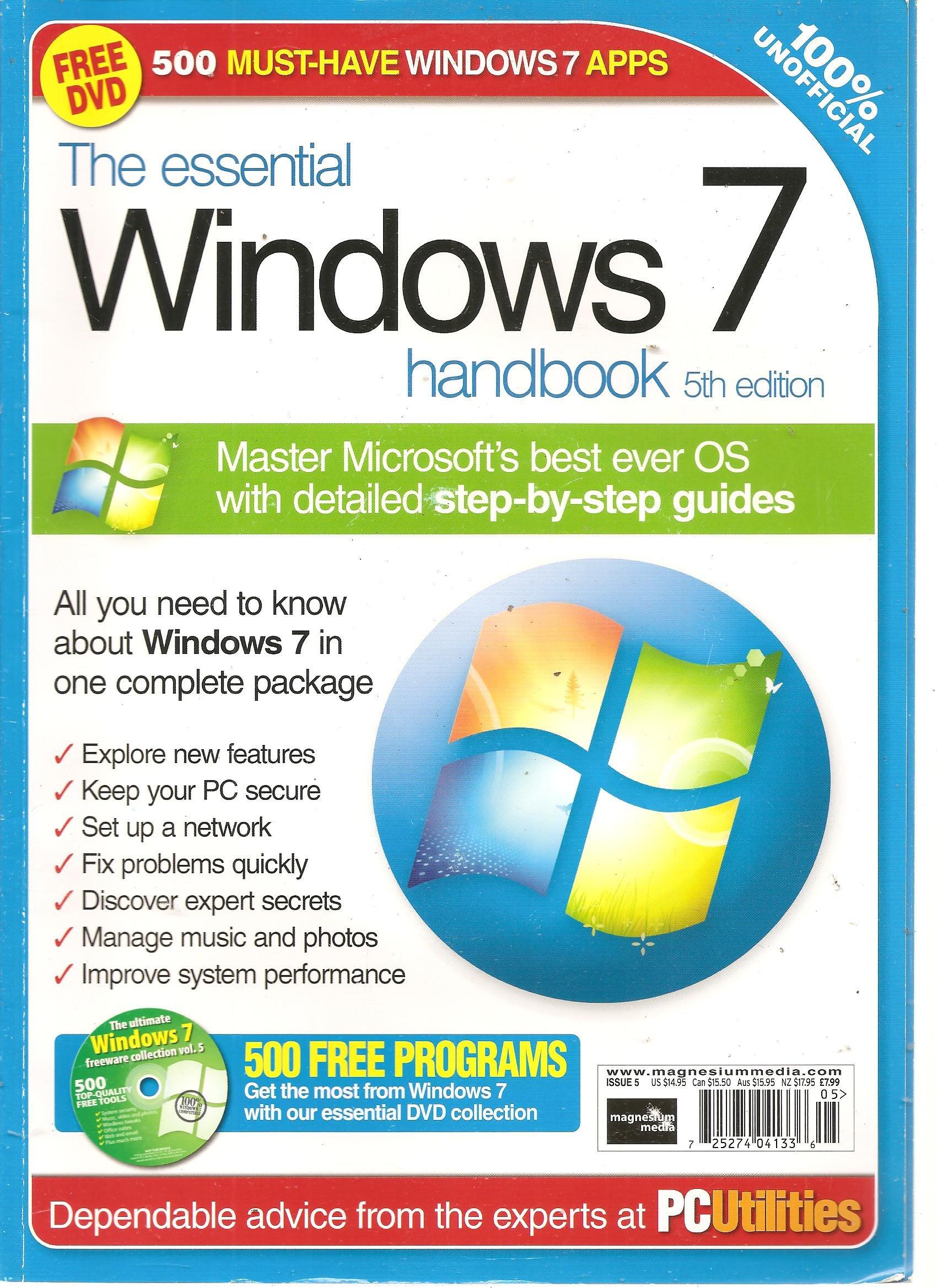 The Essential Windows 7 Handbook (500 must have windows 7