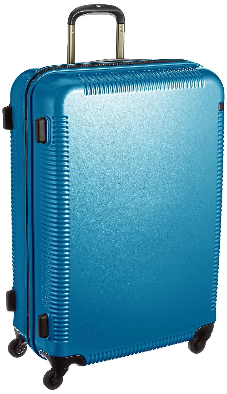 [エース] ace. 日本製スーツケース ウィスクZ 70cm 82L 4.7kg 無料預入受託サイズ サイレントキャスター B01BGLHGY4ブルー