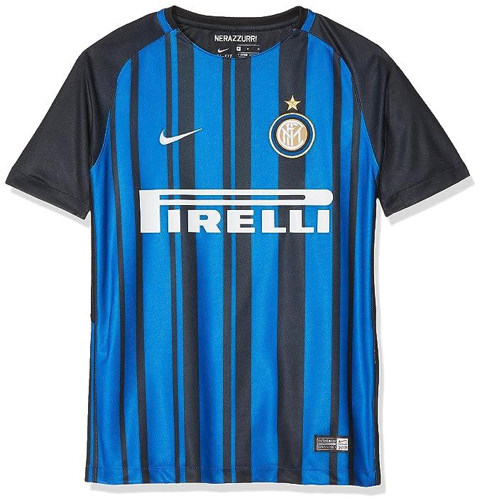 Nike Inter de Milan Y NK BRT STAD JSY SS HM Camiseta 1ª ...