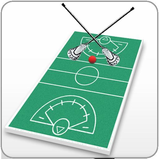 Women's lacrosse coach's clipboard