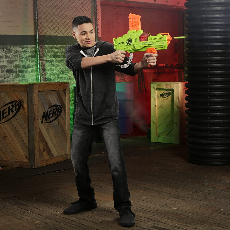 Import E0311AF1 Nerf Zombie Strike RevReaper Hasbro
