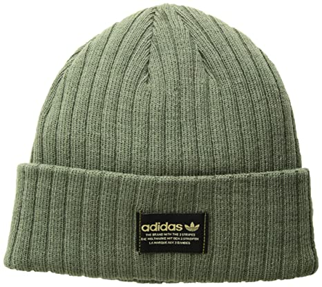 Amazon.com  adidas Men s Originals Rib Beanie 2a80f31203b