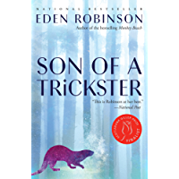Son of a Trickster (The Trickster trilogy Book 1)