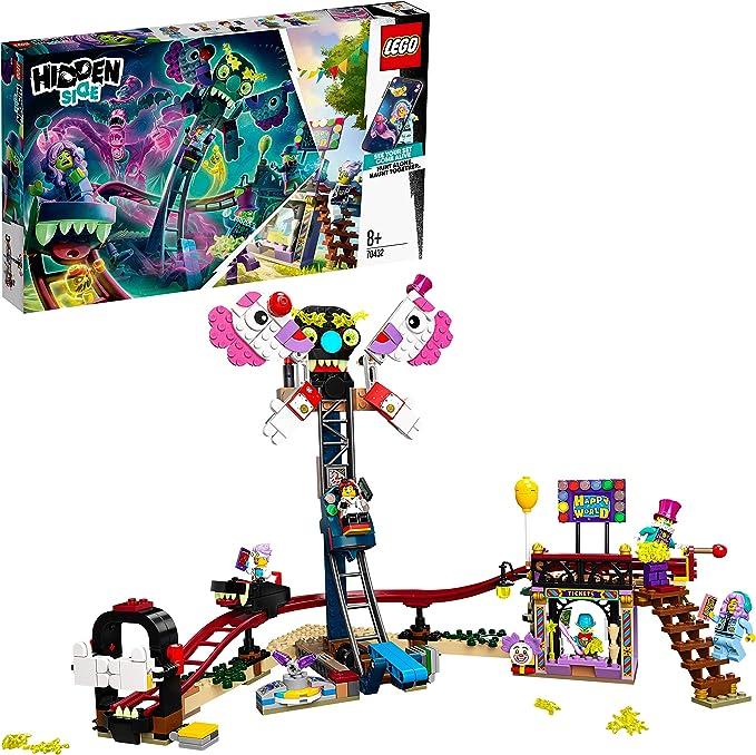 LEGO Hidden Side - Feria Encantada, Set de Construcción con ...