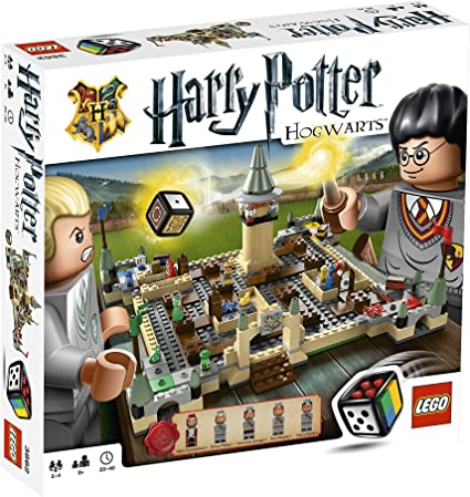 Lego Spiele 3862 Harry Potter Hogwarts Amazon De Spielzeug