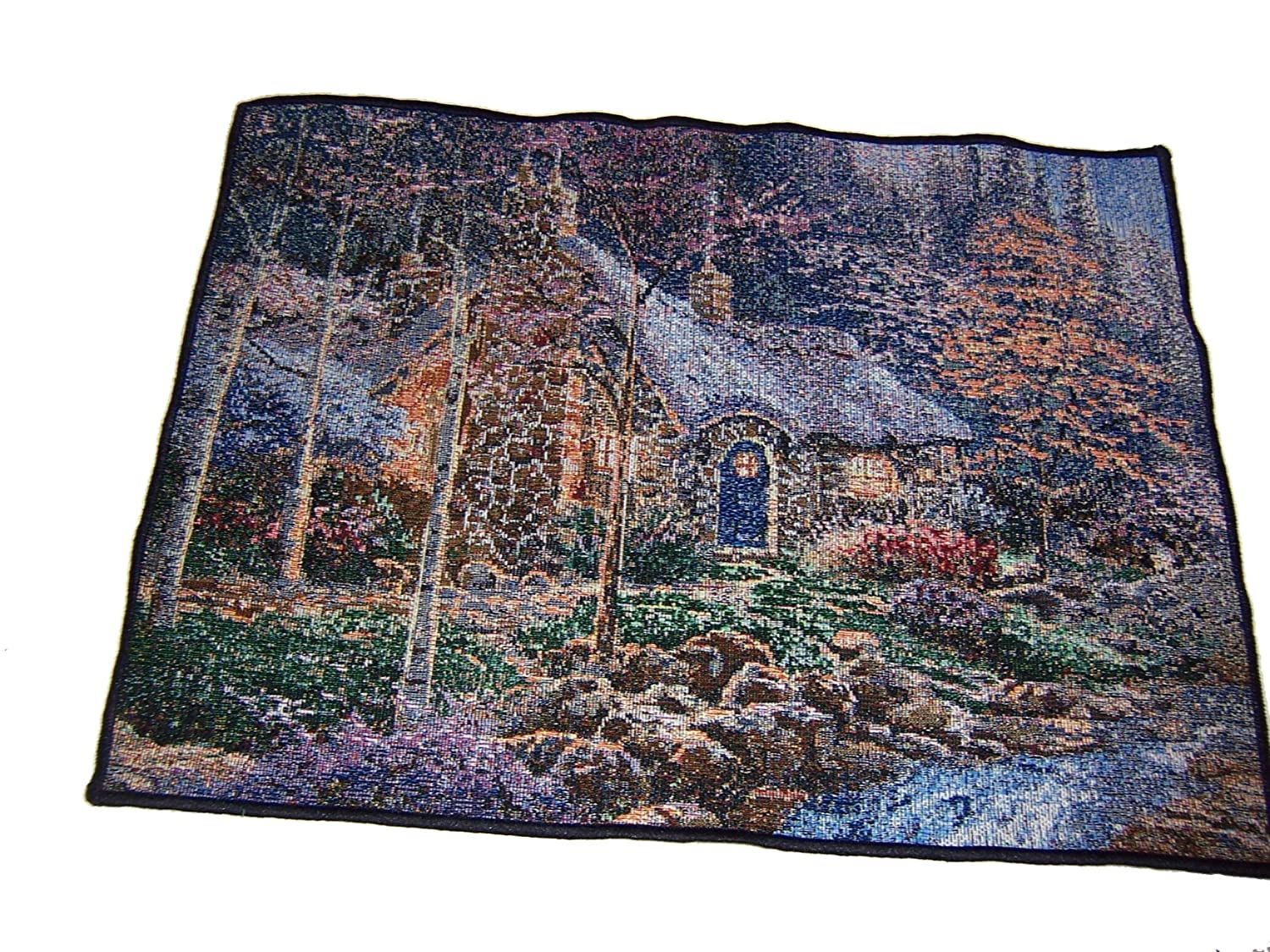 Enjoyable Mohawk Home Twilight Cottage Tapestry Placemat Set Of 4 By Home Interior And Landscaping Ologienasavecom