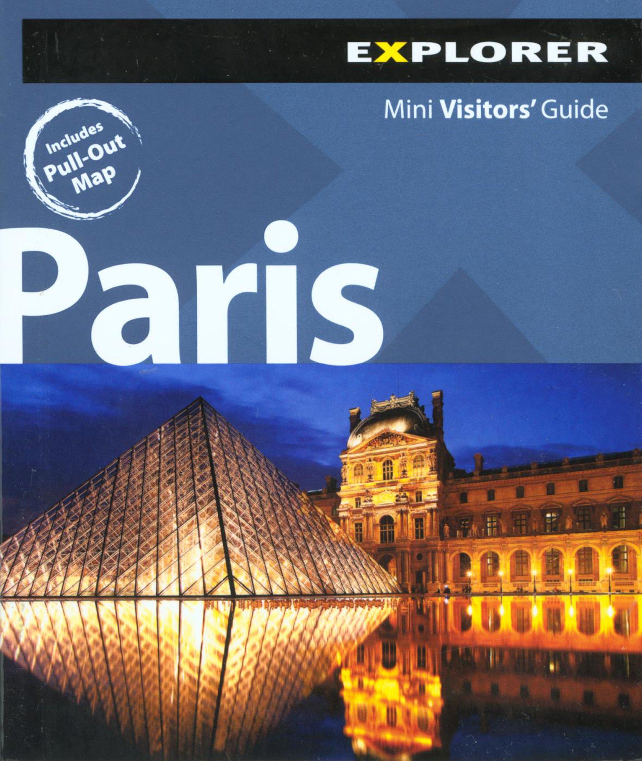 Download Paris Mini Visitors' Guide ePub fb2 book