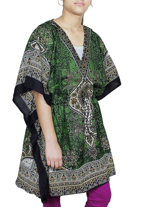 Kaftan vestido de manga corto bordado floral Vestido de mujer de moda para  regalos de Navidad 4ccf626775f7